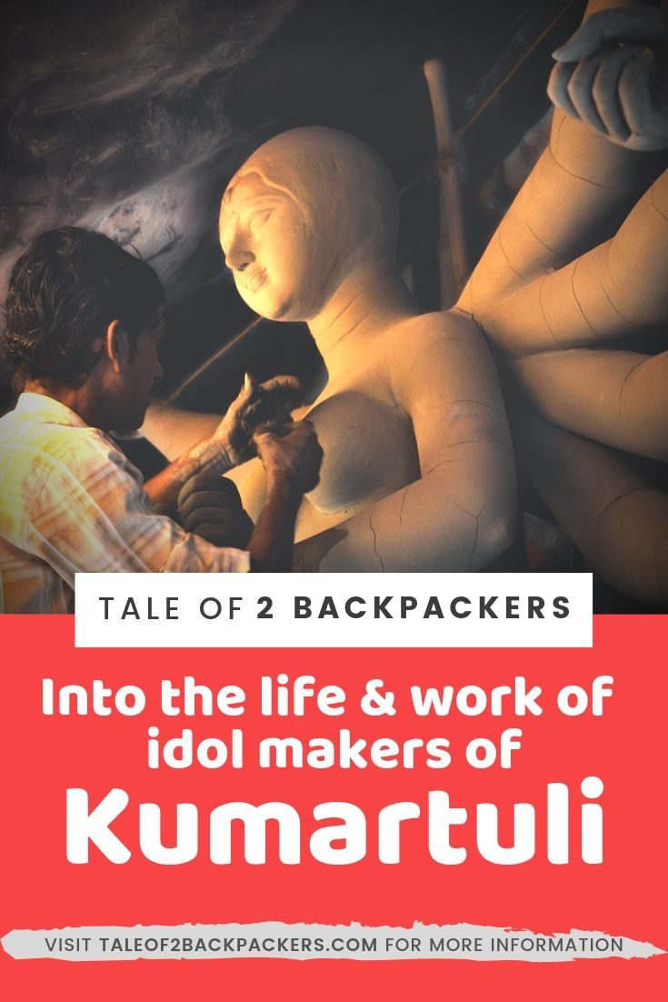 Kumartuli idol makers