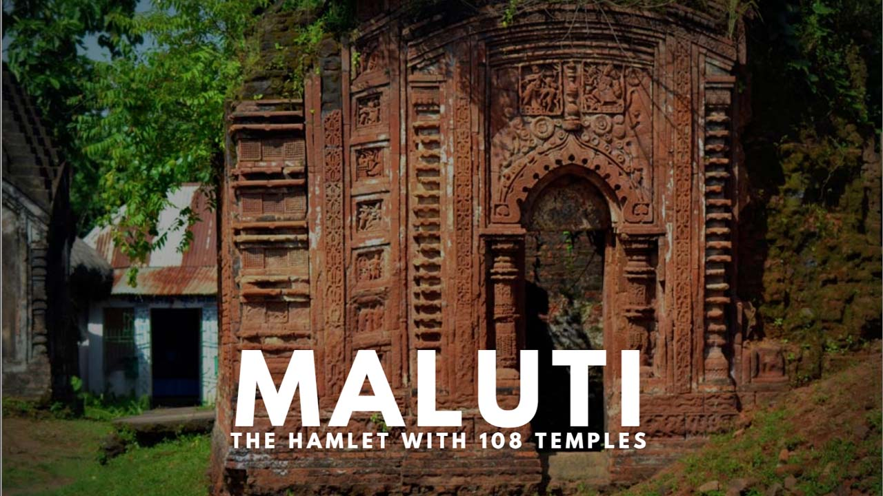 Maluti  – the hamlet with 108 temples