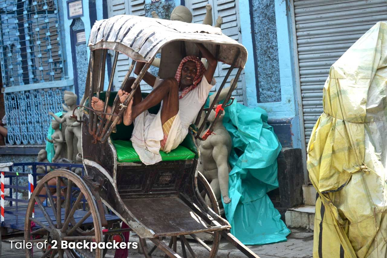 North Kolkata street photography