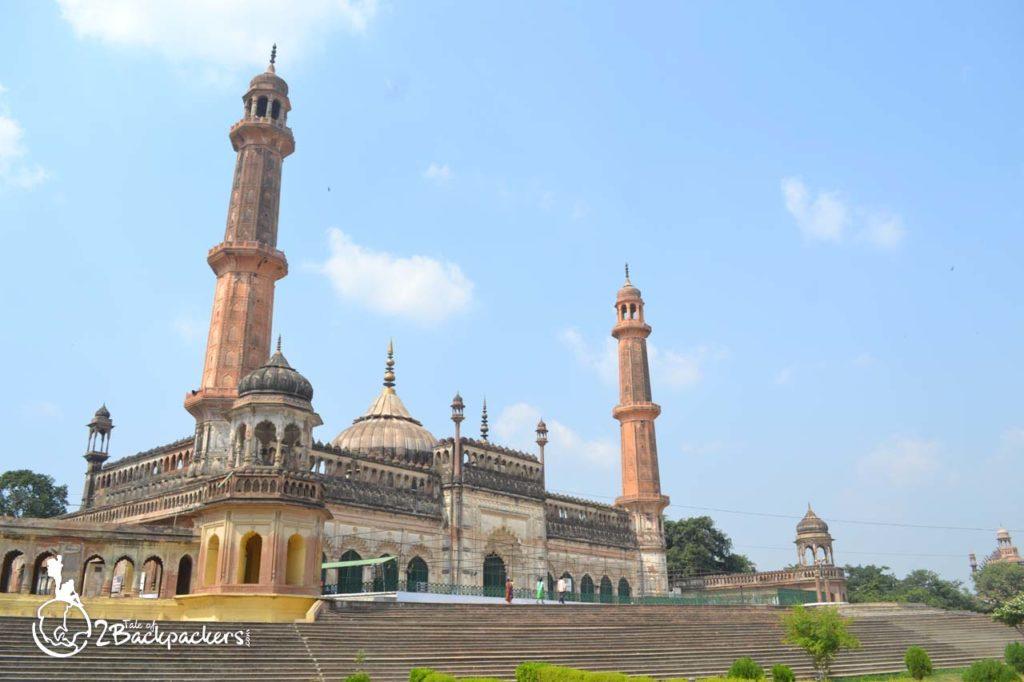 Asifi mosque_Bara Imambara