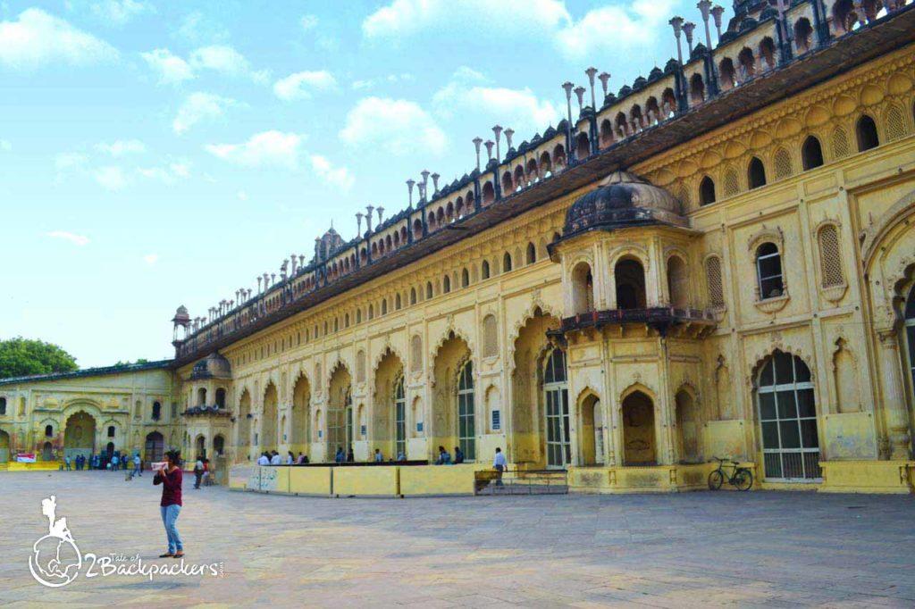 Bara Imambara in Lucknow