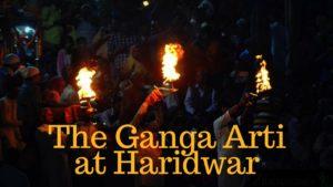 Ganga Arti at Haridwar