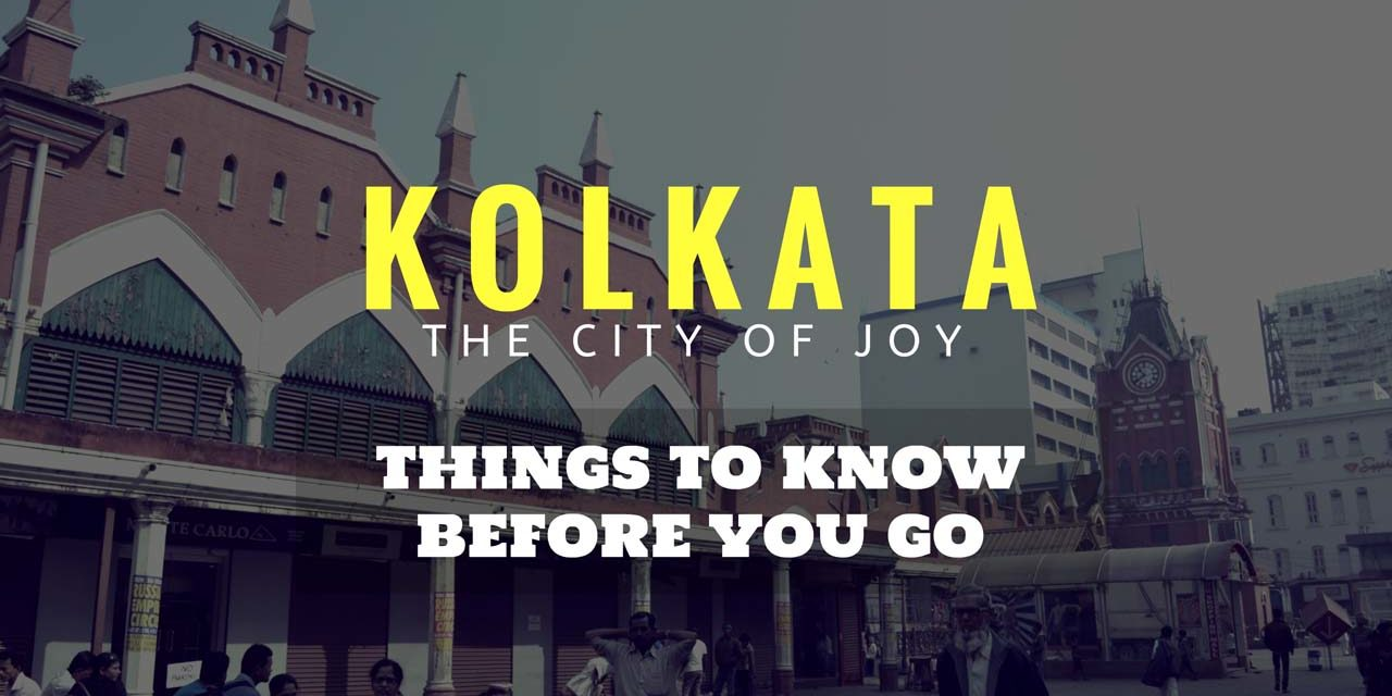 Kolkata Infographic – things to know before you go