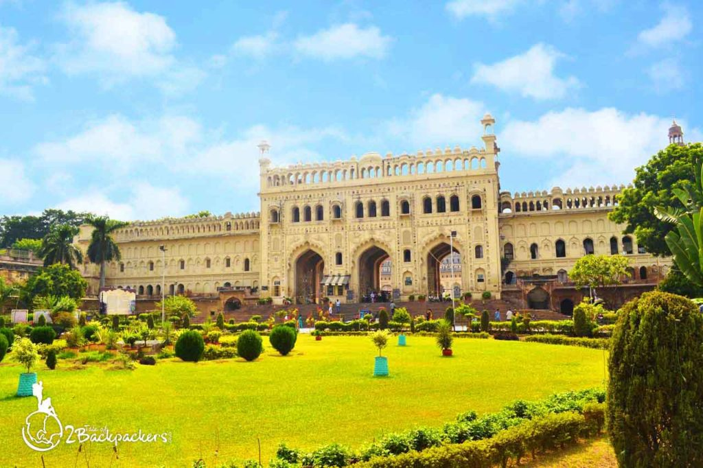 Places to visit in Lucknow - Bara Imambara