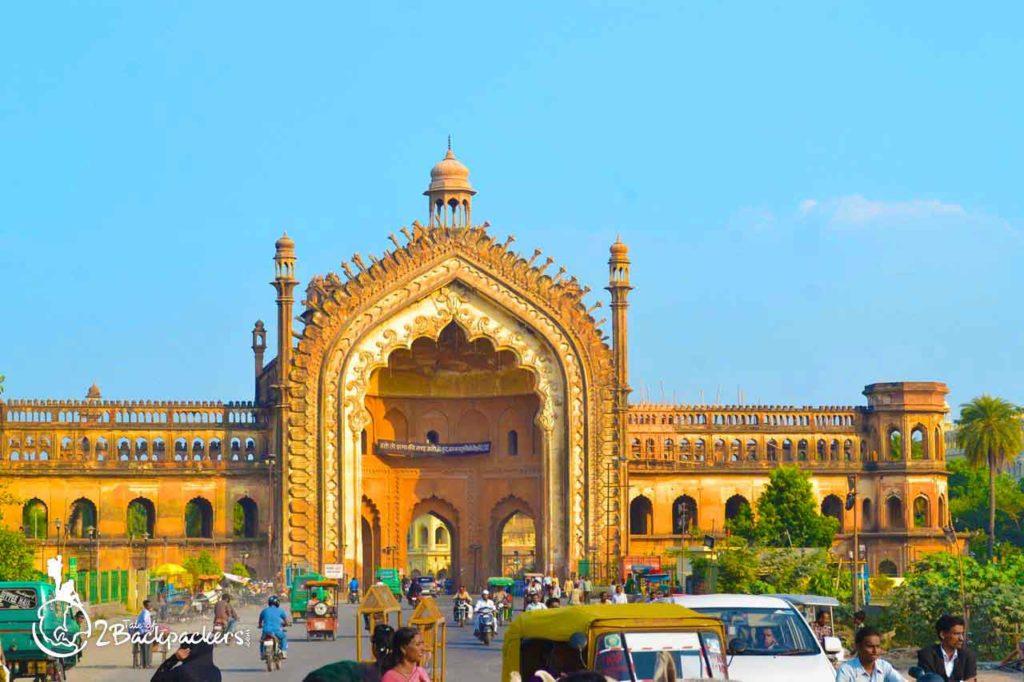Rumi Darwaza-Lucknow_Incredible India