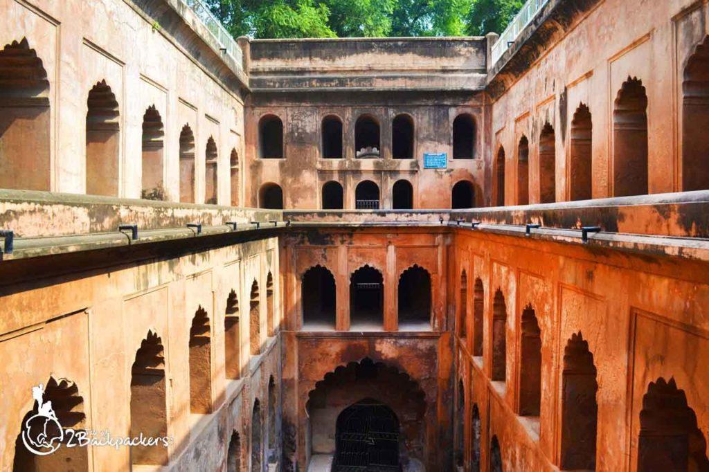 Shahi Baoil in Bara Imambara in Lucknow