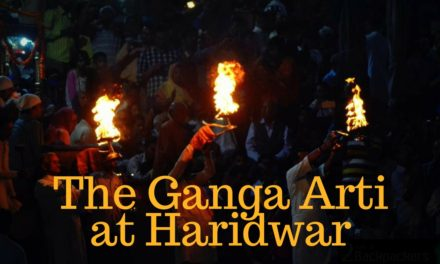 The Ganga Arti at Haridwar