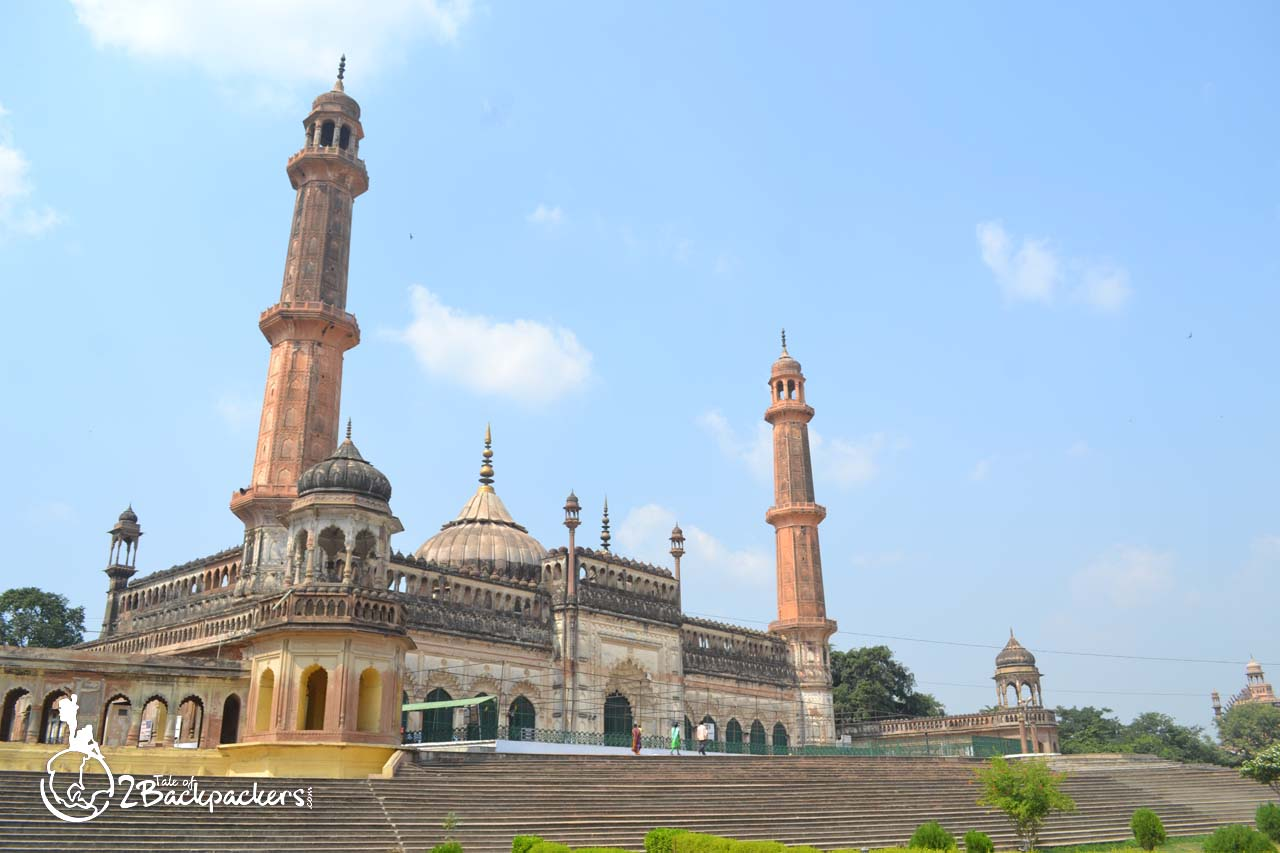 Asifi Mosque at Bara Imambara