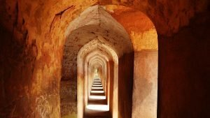 Corridors of Bhulbhulayia in Lucknow - Places to see in Lucknow