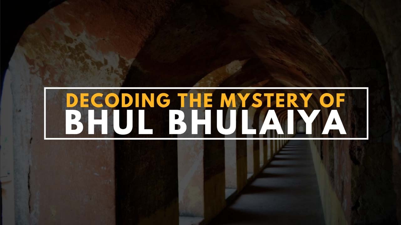 Bhul Bhulaiya, Lucknow – history, mystery and more