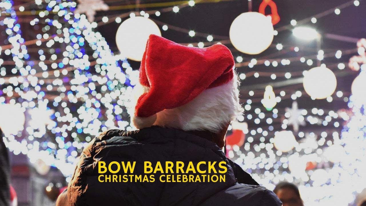Bow Barracks and Christmas in Kolkata