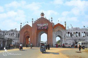 Rumi Darwaza - Architecture of Lucknow