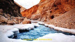 Chadar Trek experience