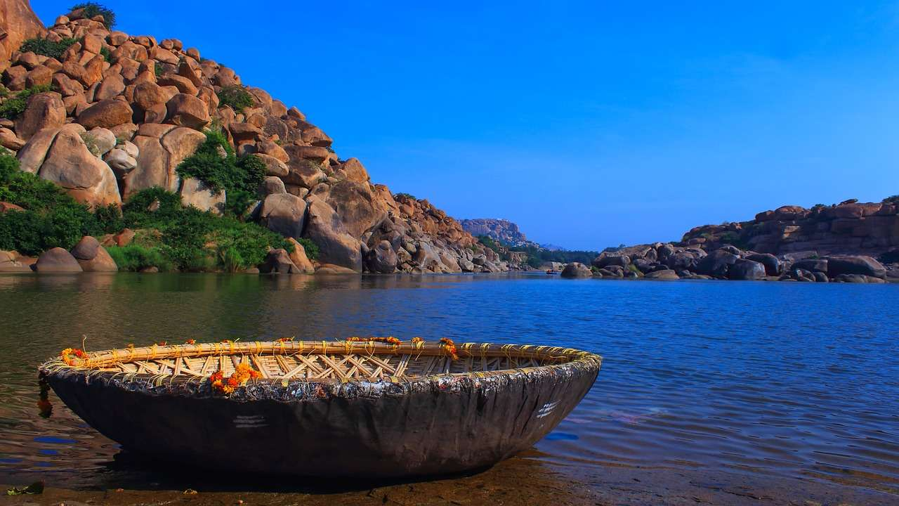 Hampi-places to visit in Valentines day-romantic destinations