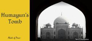 Humayun's Tomb Delhi