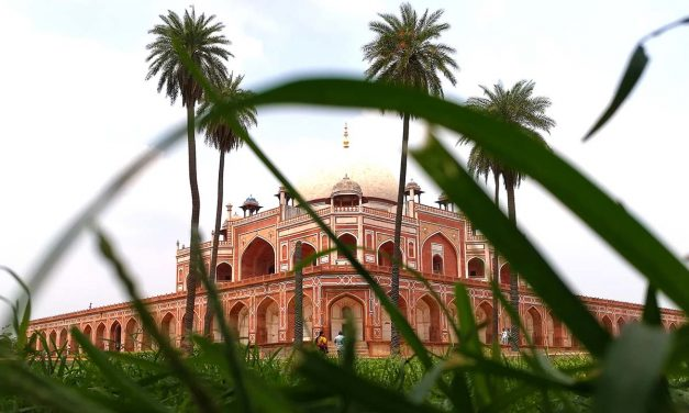 Humayun's Tomb – Abode of Peace