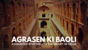 Agrasen ki Baoli Delhi