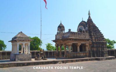 64 Yogini Temple, Jabalpur