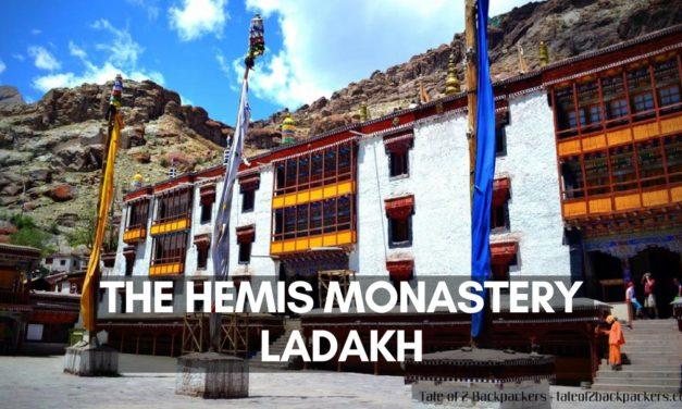 The Hemis Monastery – Ladakh