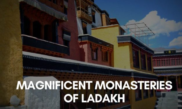 Magnificent Monasteries of Ladakh