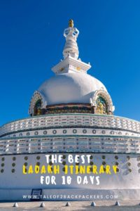 The Best Leh Ladakh Itinerary for 10 days