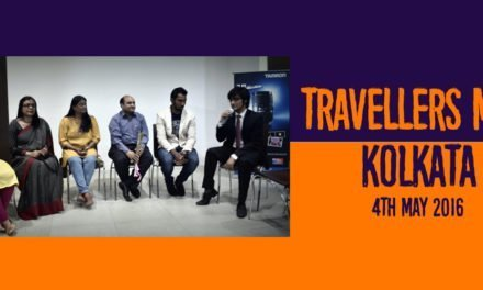 Kolkata Traveller's Meet
