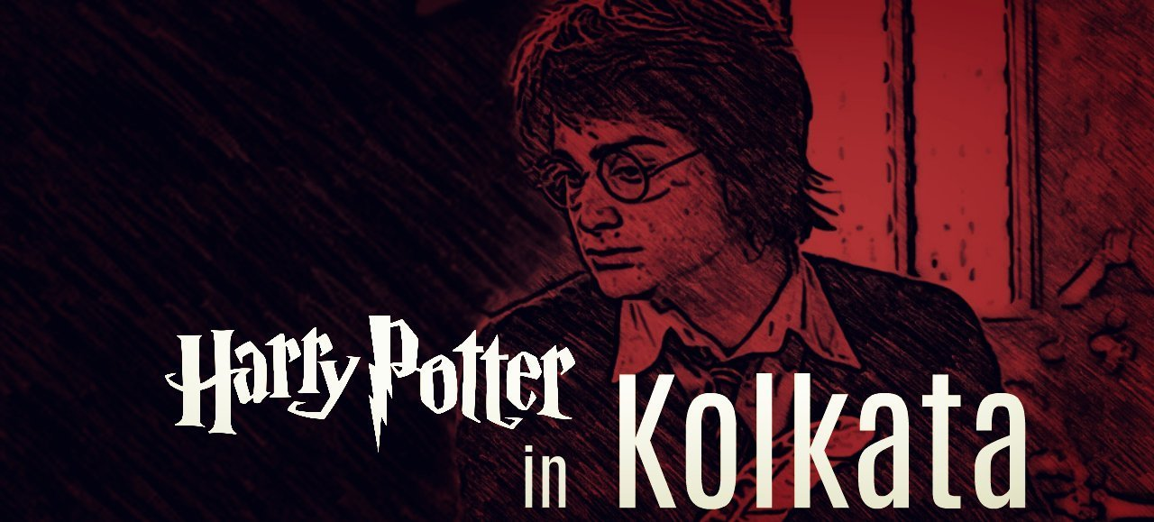 Harry Potter In Kolkata