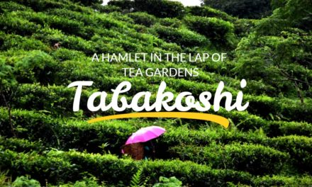 Tabakoshi – a hamlet in the lap of tea gardens