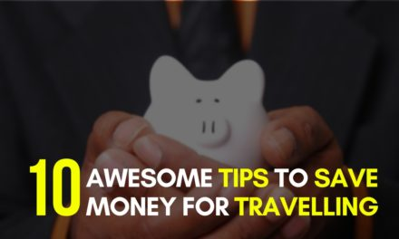How to save money for travelling – 10 awesome tips