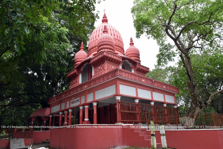 Jahuratala Temple, Malda