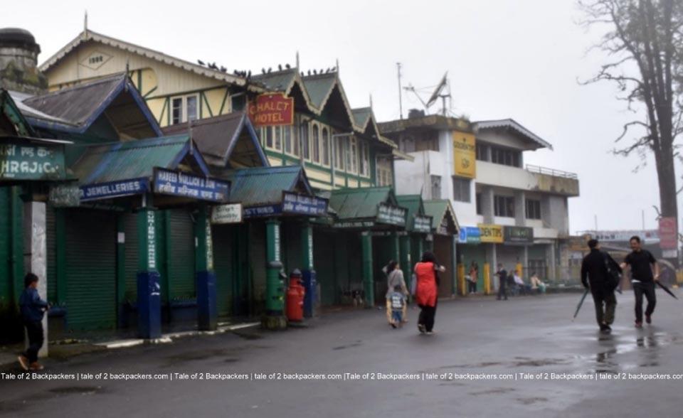Darjeeling monsoons