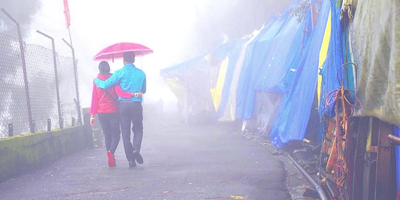 Darjeeling Monsoons – a reverie in the rains