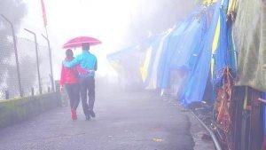 Darjeeling in Monsoons