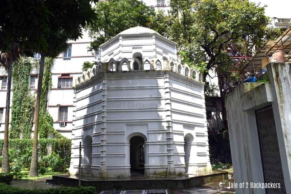 Job Charnock's Tomb at Kolkata