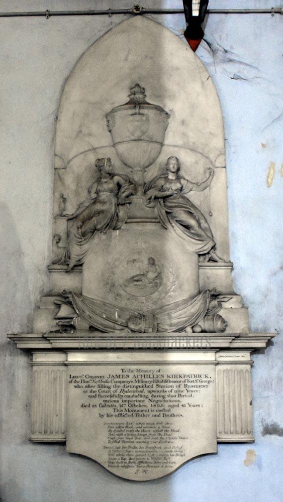 Memorial of James Achilles Kirkpatrick