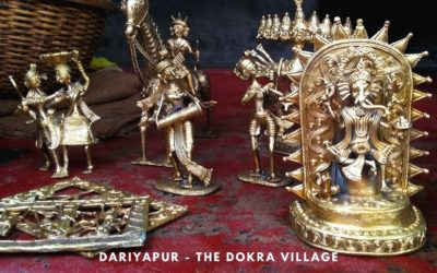 A visit to Dariyapur – the Dokra village