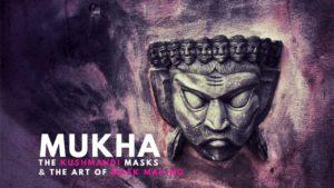 Mukha Kushmandi masks the art of mask making