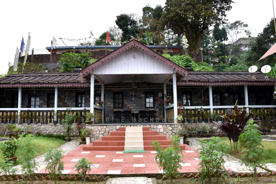 Saino Heritage Guest House at Takdah