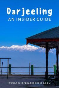 An Insider Guide to Darjeeling