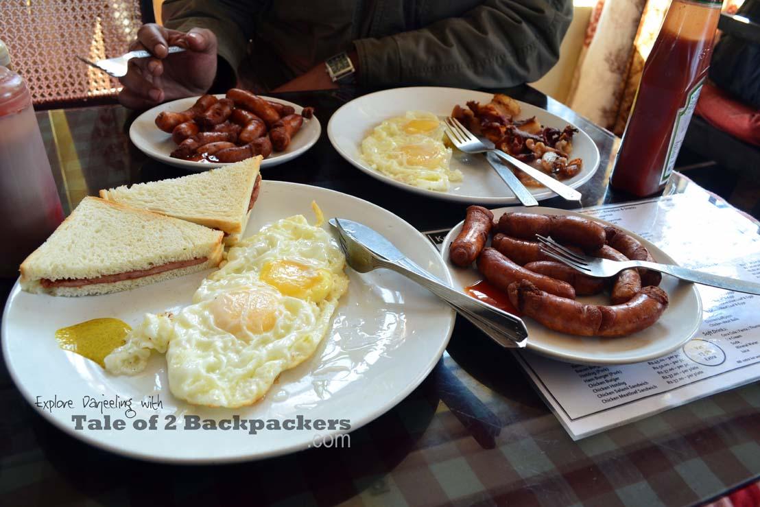 Darjeeling eateries
