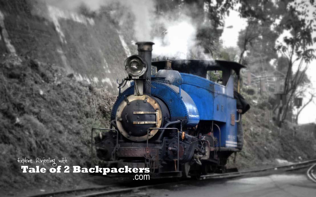 Darjeeling joy ride