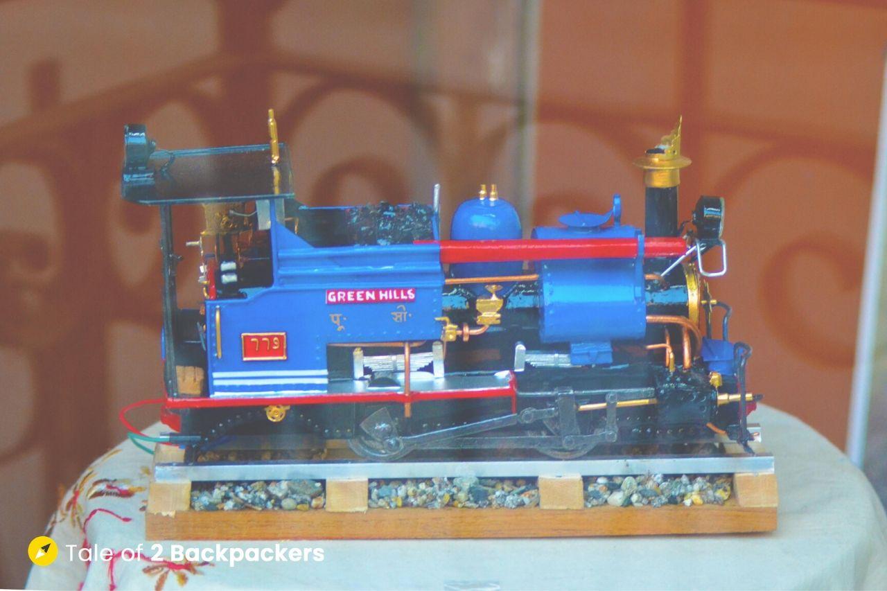 Darjeeling Toy Train Souvenir