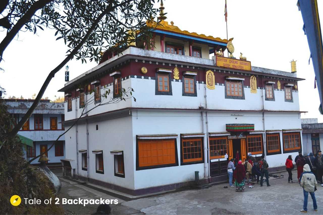 Ghum Monastery Darjeeling - Places to visit in Darjeeling