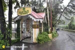 Mayfair Darjeeling - Places to stay in Darjeeling
