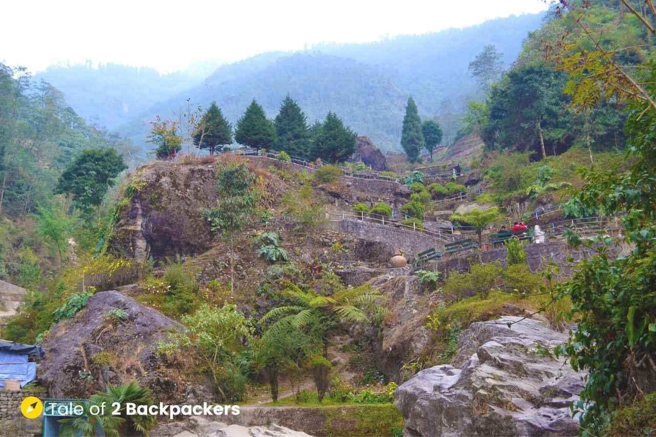 Rock Garden Darjeeling