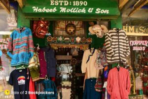 Shopping in Darjeeling Guide