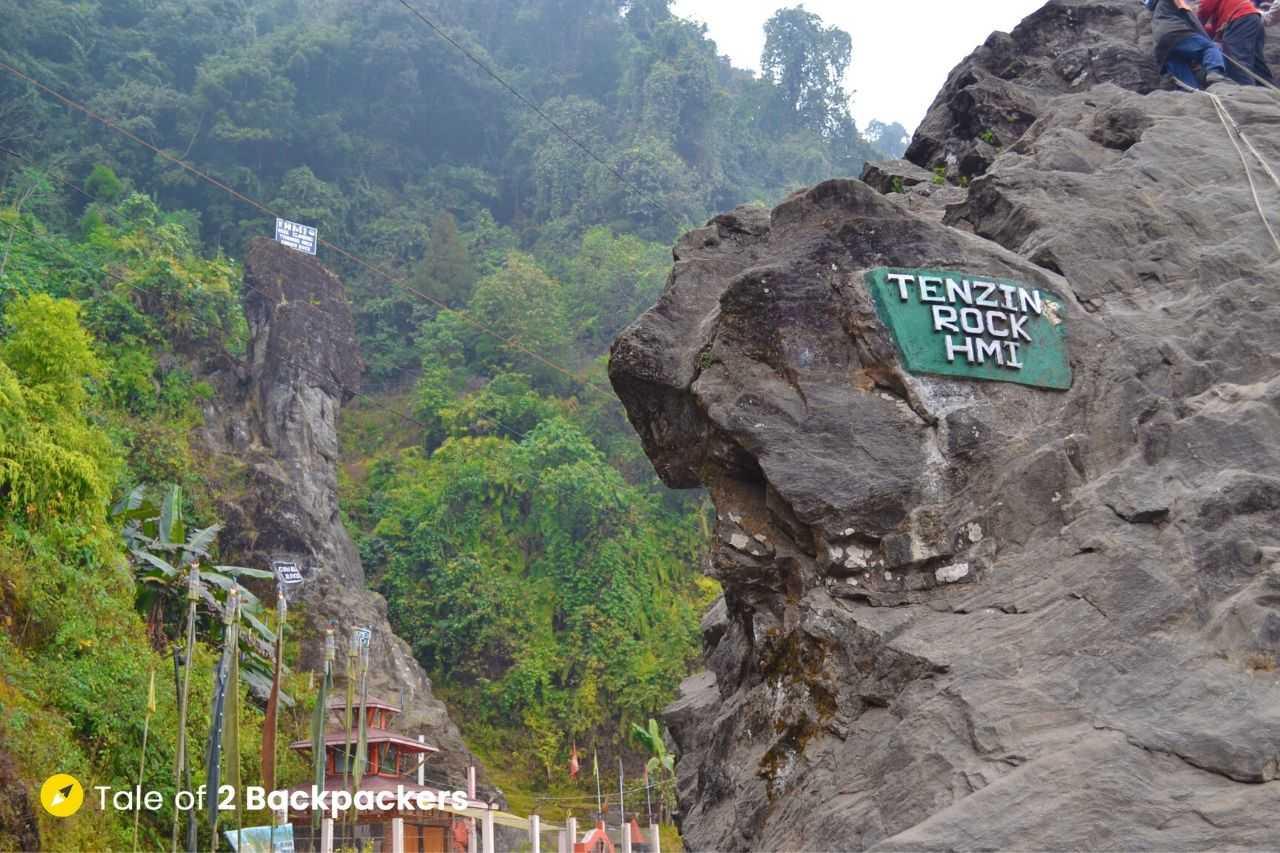 Tenzing Rock Darjeeling - Adventure in Darjeeling