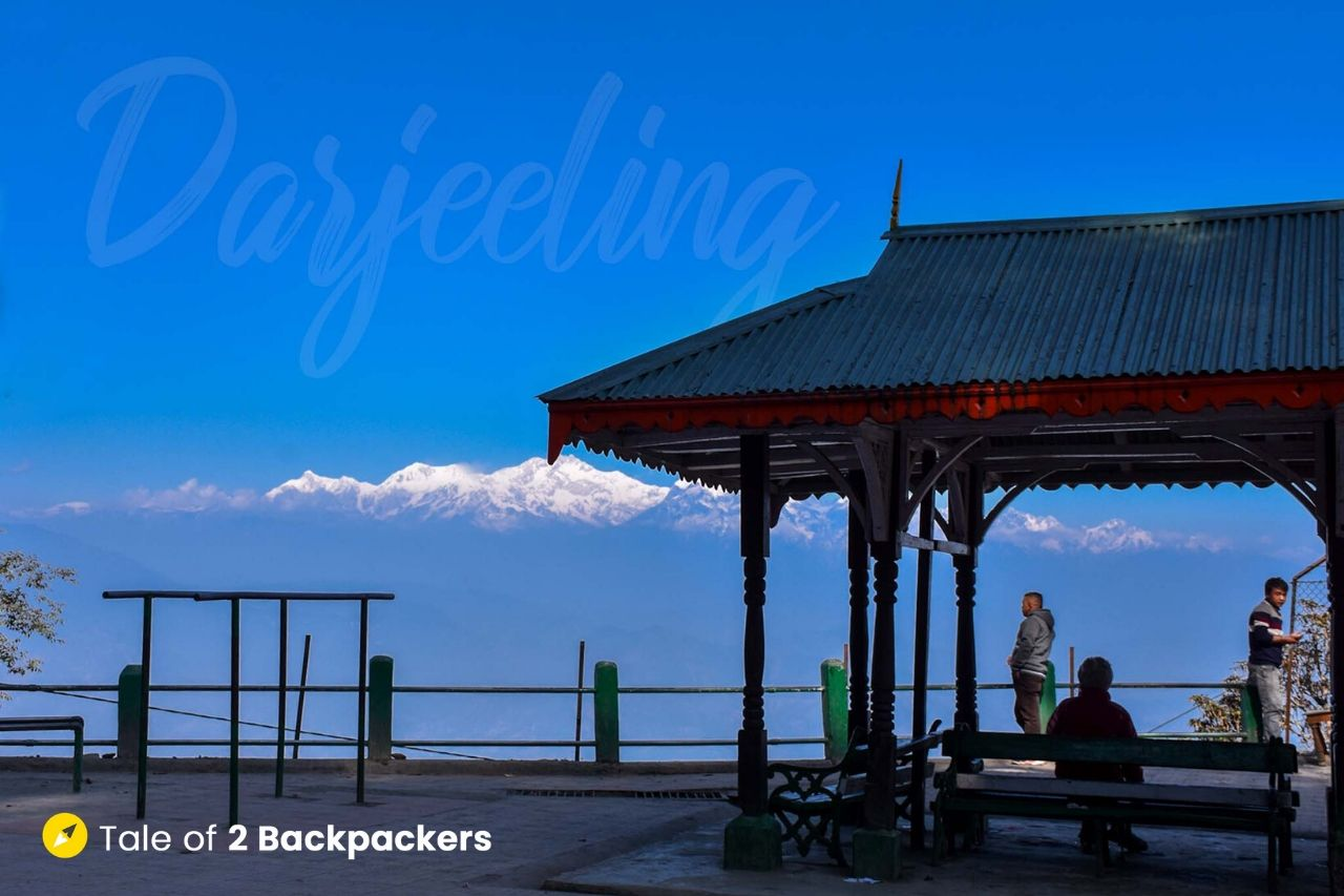 Darjeeling Mall Road - Darjeeling Travel Guide