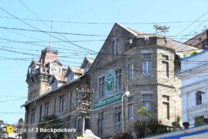 Darjeeling Municipality Building