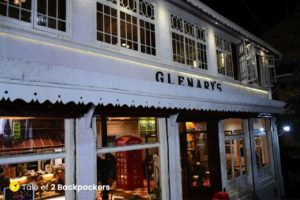 Glenarys Bakery and restaurant Darjeeling
